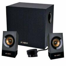 Logitech Z533 2.1 Multimedia Speaker System w/Inline Volume Control & 3.55mm