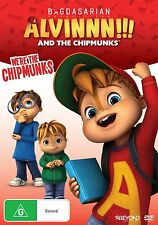 ALVIN & THE CHIPMUNKS : SEASON 1 Volume 1  -  DVD - UK Compatible