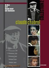 Claude Chabrol Collection 2 (4 DVDs) [4x DVD]