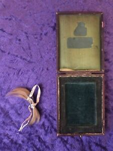 1937 King Edward VIII - Original lock of hair from around the Coronation