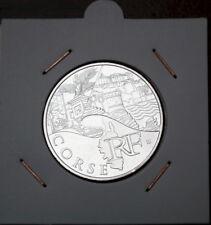 Pièce 10 euros Argent Corse - 2011 - Série Monuments