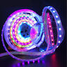 16FT DC12V WS2811 LED Strip Light 5050 RGB IC Addressable Dream Color Controller