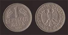GERMANIA GERMANY 1 MARK 1950 F