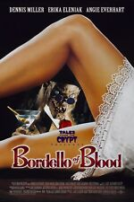 Bordello of Blood Tales From The Crypt Original 27x40 Movie Poster 1996