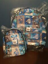 NEW Fortnite Blue Llama Multiplier Backpack/Lunchbox Set - Officially Licensed