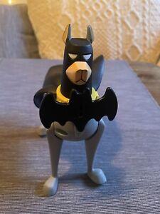 Krypto The Superdog ACE The Bat Hound Action Figure Fisher Price 2004 DC Comics