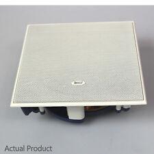 Kef Ceiling In-Wall Speaker Ci160QS Full Range UNI-Q Background Flush Thin Wall