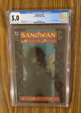 SANDMAN #8 (NEIL GAIMAN) CGC 5.0 -1ST APP DEATH 1989 🔥 🔑