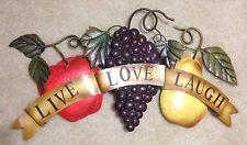 Live Love Laugh Sign