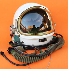 Flight Helmet High Altitude Astronaut Space Pilots Pressured  HELEMT BAG 1# 0888