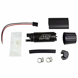 AEM 50-1000 Performance High Flow In-Tank Fuel Pump Clamp Strainer & Install Kit