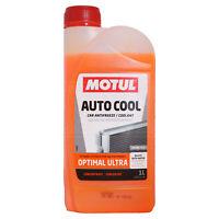 Motul Auto Cool (Inugel) Optimal Ultra Car Antifreeze / Coolant - Concentrate 1L