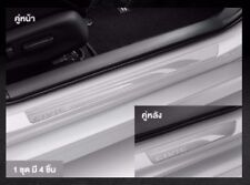 Genuine Honda Civic 10th 2016-19 Door Sill Trim Side Step Garnish Scuff Plate 4x