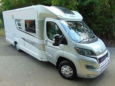 Elddis Majestic 254 Silver Coachbuilt (4 Berth Motor Home Motorhome)