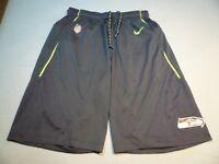 Nike Fly XL 5.0 Seattle Seahawks BRAND NEW Shorts NWT NFL Football dri fit Hawks