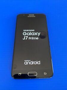 Samsung Galaxy J7 Prime - 32GB - Black Smartphone (Excellent Condition)