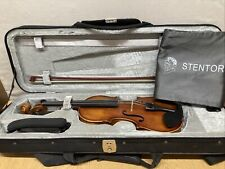 Hidersine Giovanni 1/2 Violin Childs Beginner / Intermediate With Hard Case