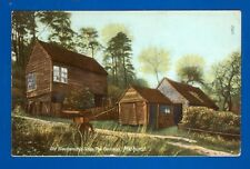 Postcard Old Blacksmith's Shop the Common Midhurst Sussex Wrench Series 15752