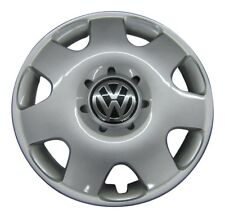 4x Original VW Radkappen Radzierblenden Rad Blenden SET 14 Zoll VW Seat Skoda #3