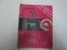 John Deere 8000 Series Grain Drills Operators Manual Dealer Service Shop Copy***
