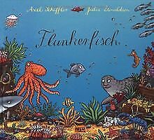 Flunkerfisch: Vierfarbiges Bilderbuch von Scheffl...   Buch   Zustand akzeptabel