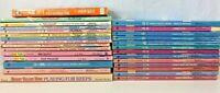 28 Sweet Valley High Books Kids Twins Friends Girl Talk Teen Vtg 80s 90s Lot PB