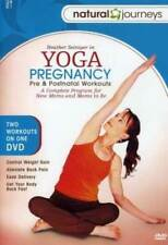 Yoga Pregnancy: Pre- and Post-Natal Workouts DVD ( Region 1 NTSC ) NEW+ FREE P&P