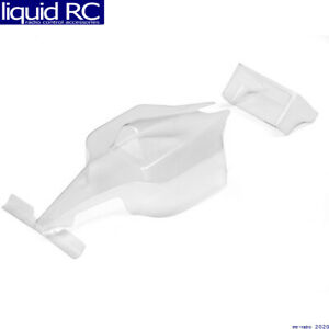 Hobby Products Intl. 116717 Q32 Formula 1 Body/Wing Clear