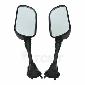 Side Rear View Mirrors For Kawasaki Ninja ZX 6R ZX-6R ZX636 2005-2008 05 06 07