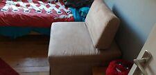 fauteuil lit convertible