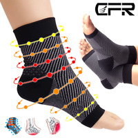 Foot Anti-Fatigue Compression Sleeve Support PLANTAR FASCIITIS Heel Ankle Socks