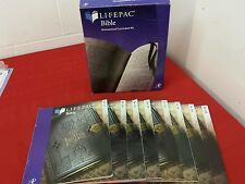 Lifepac Bible Homeschool Curriculum Kit Alpha Omega Grade 6 Not Complete