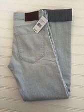 "Big Star Women's Jeans Pinstripe ""Joey Slouchy Fit"" 24x32 NWT"