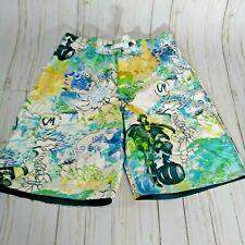 52dc71f66a Captain Morgan Mens Multicolored Board Shorts Swim Trunks Size Small 30