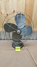 Vintage Westinghouse Fan Retro Oscillating Tilting Adjustable Collectible