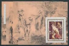 283934) Elfenbeinküste Einzelblöcke Nr.777-781** Gemälde Rubens