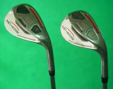 XE1 The Ultimate 59° Sand Lob & 65° Flob Wedges Factory Steel SET OF 2