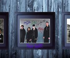 The XX Band SIGNED AUTOGRAPHED FRAMED 10X8 REPRO PHOTO PRINT Jamie Romy