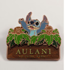 Disney Pin Trading Aulani Resort Stitch Pin