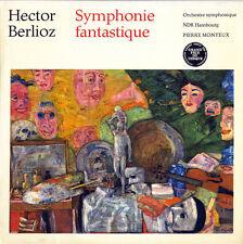 BERLIOZ Symphonie Fantastique MONTEUX Concert Hall M-2357 Mono $4 Shipping WWIDE