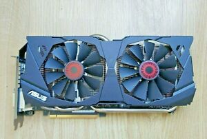 ASUS STRIX GeForce GTX 980 4 GB DDR5 256-bit DisplayPort HDMI 2.0 DV