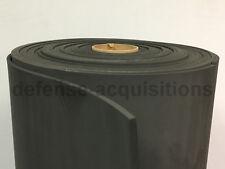 """Neoprene Foam Closed Cell Sponge SBR EPDM Foam 1/4"""" thick x 42"""" x 12"""" SCE41B"""