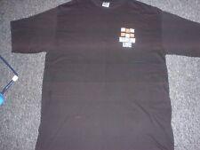 barry manilow live tour t.shirt from 2000 xl black memorabilia clothes mens