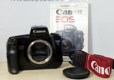 Canon EOS 5 analogica SLR fotocamera ottimo stato con 12 mesi di garanzia!