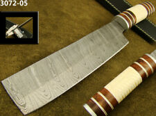 "Alistar 12"" Handmade Damascus Knife Hunting, Kitchen/Chef's Knife (3072-5"