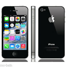 iphone 4 8gb-16gb-32gb Telus-Koodo-Bell-Virgin-Fido-Rogers-Unlocked-refurbished