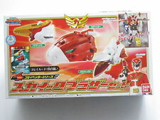 Power Ranger Tensou Sentai Goseiger Headers Series Skick Skyic Brothers Set