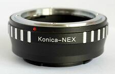 Konica AR to Sony NEX E Lens Mount Adapter NEX-3 NEX-5 Nex-6 Nex-7 AR-NEX