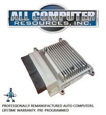 "2007 Chrysler Sebring 2.4L ENGINE COMPUTER ECU ECM PCM  ""Plug and Play"""