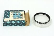 Canon 58mm Close-Up Lens 450 for Film or Digital SLR - MINT CONDITION